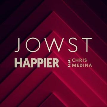 JOWST - Happier feat. Chris Medina (Hvgo Remix) Artwork