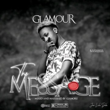 Glamour - The Message Artwork