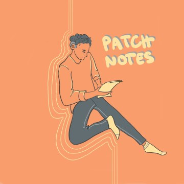 Patch. - Love You, Love Me Not Artwork