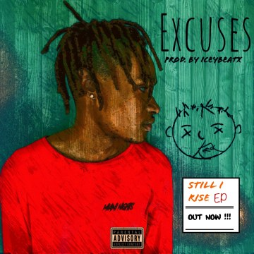 K. Trick - Excuses [Prod by IceyBeatx] Artwork