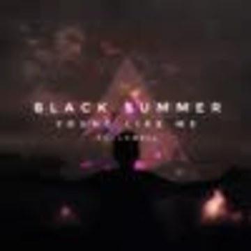 Lúqùiz - Black Summer - Young Like Me (Lúqúiz Remix) Ft. Lowell Artwork