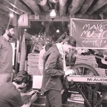 Muhammad Aqib Jamil - Make Music Day Track Islamabad Artwork