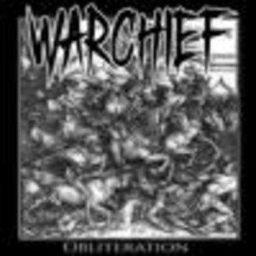 warchief - Warchief - Obliteration Artwork