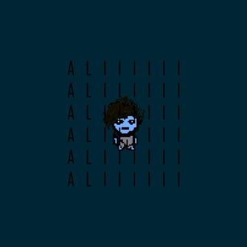 layz the ali - another suicidal kid? Artwork