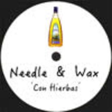 dee needle - Con Hierbas (Original mix) Artwork