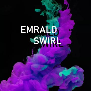 Emrald - Swirl (Migos x JUICE WRLD Type Beat) Artwork