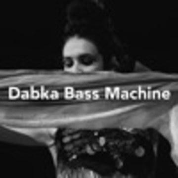 oveloe - Dabka Bass Machine Artwork