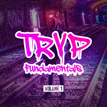 Blood & Soul XXL - TRVP Fundamentals Vol. 1 Artwork