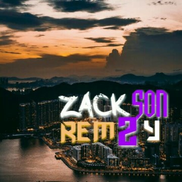 Zackson Remzy - Partying Artwork