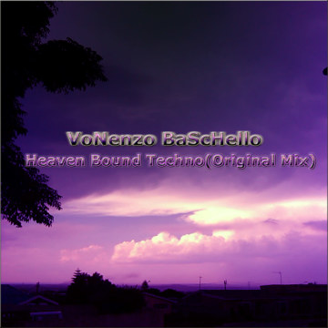 Vonenzo Baschello - Heaven Bound Techno (Original Mix) Free STEMS Download Artwork