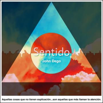 John Dego - Sentido Artwork