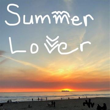 Cub Sport - Summer Lover (Sam Van Diest Remix) Artwork