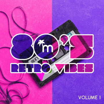 Nate Dias - 80's Retro Vibes Vol. 1 Artwork
