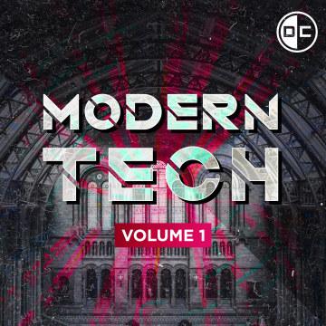 Cloverdale - Modern Tech Vol. 1 Artwork