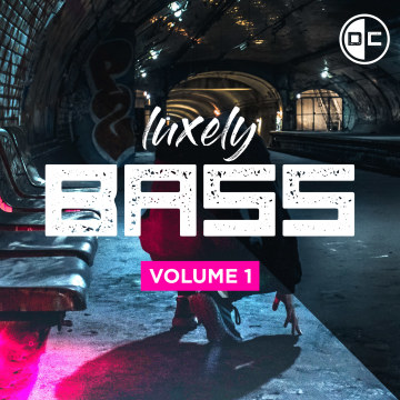 SAINT ROZE - Luxely Bass Vol. 1 Artwork