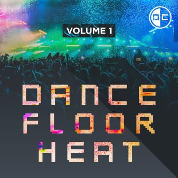 PINEO & LOEB - Dancefloor Heat Vol. 1 Artwork