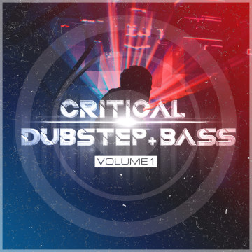 Alex Walsh - Critical Dubstep & Bass Vol. 1 Artwork