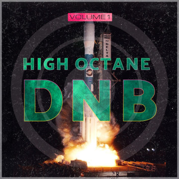 Konka - High Octane DnB Vol. 1 Artwork