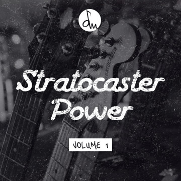 JOWST - Stratocaster Power Vol. 1 Artwork