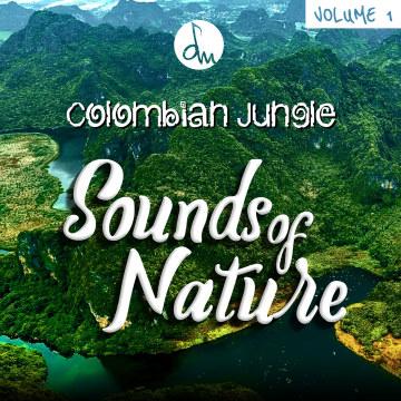 Ghost Etiquette - Sounds Of Nature Vol. 1 - Colombian Jungle Artwork