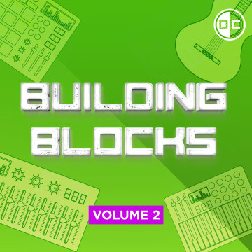 JOWST - Building Blocks Vol. 2 Artwork