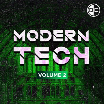 Cloverdale - Modern Tech Vol. 2 Artwork