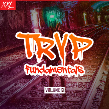 Blood & Soul XXL - TRVP Fundamentals Vol. 2 Artwork