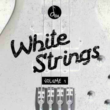 Dam Dominici - White Strings Vol.1 Artwork
