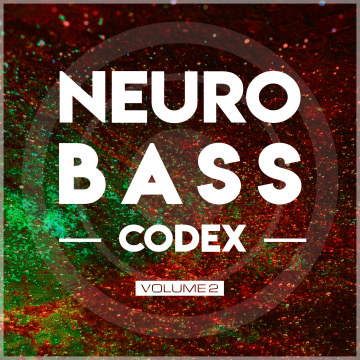 Konka - Neuro Bass Codex Vol. 2 Artwork