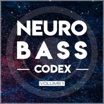 Konka - Neuro Bass Codex Vol. 1 Artwork