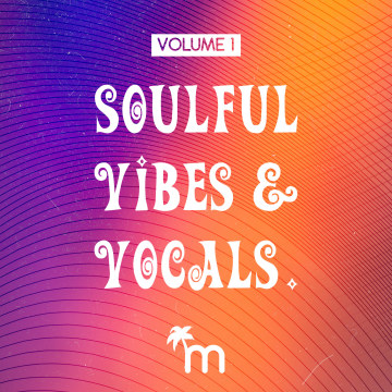 Mello D's - Soulful Vibes & Vocals Vol. 1 Artwork
