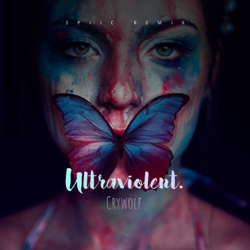 Crywolf - ULTRAVIOLENT [adrenochrome] (3PIIC Remix) Artwork