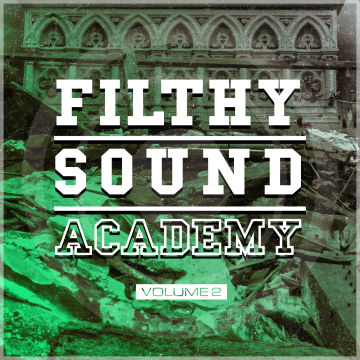 Konka - Filthy Sound Academy Vol. 2 by KONKA (Sub Society) Artwork