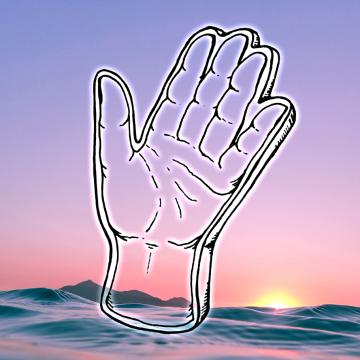 Cub Sport - Summer Lover (Hello You Remix) Artwork