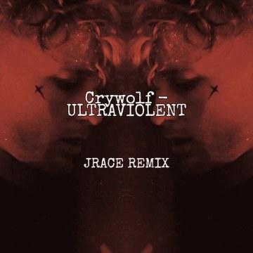 Crywolf - ULTRAVIOLENT [adrenochrome] (JRACE Remix) Artwork
