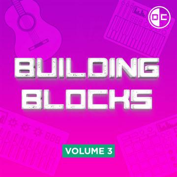 JOWST - Building Blocks Vol. 3 by JOWST (Dance Cannon)  Artwork