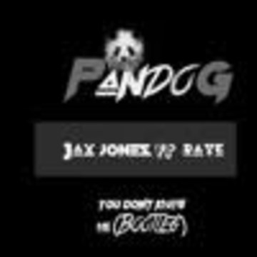 Pando G - You Dont Know Me -Jax Jones Ft. RAYE(Pando G Deep House Bootleg) Artwork