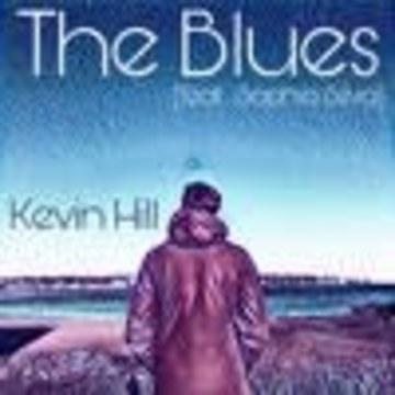 Kevin Hill - The Blues (feat. Sophia Silva) Artwork