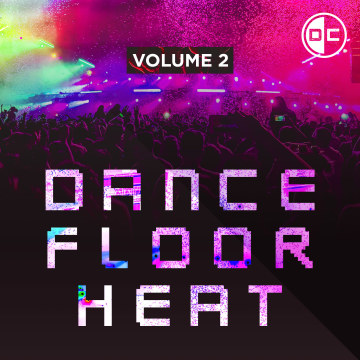 PINEO & LOEB - Dancefloor Heat Vol. 2 Artwork
