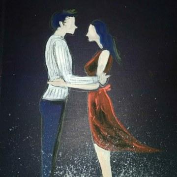 Ajay Jadhav - First Couple of the World Artwork