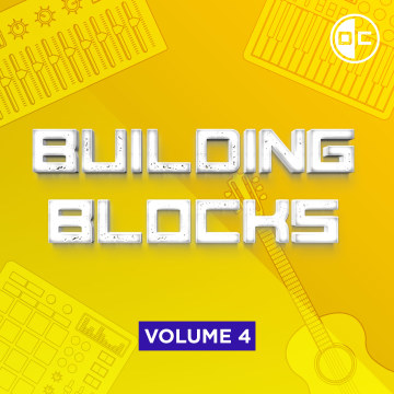 JOWST - Building Blocks Vol. 4 Artwork