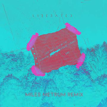 NIve - Liberated (Miles Metrum Remix) Artwork