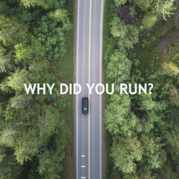 Judah & The Lion - Why Did You Run? (RushNReady Remix) Artwork