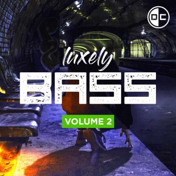 SAINT ROZE - Luxely Bass Vol. 2 Artwork