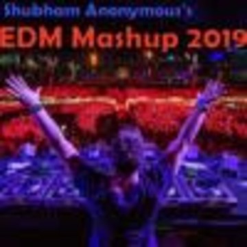 Shubham Anonymous - EDM Mashup 2019 Artwork