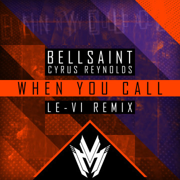 Cyrus Reynolds - When You Call (LE-VI Remix) Artwork