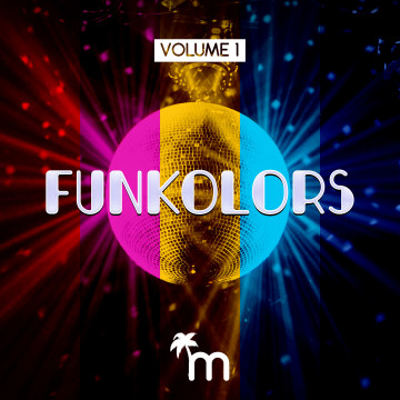 Simon Says! - Funkolors Vol. 1 Artwork