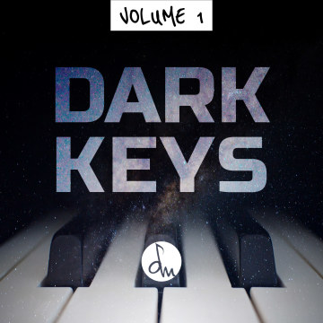 Dam Dominici - Dark Keys Vol. 1 Artwork
