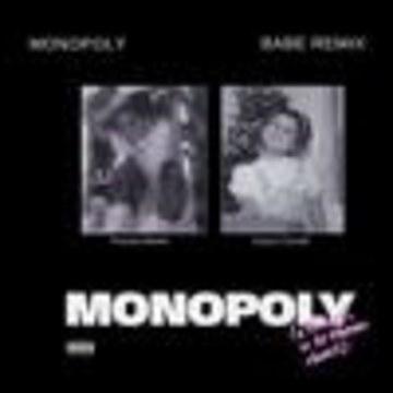 BABE - Ariana Grande - Monopoly (BABE REMIX) Artwork