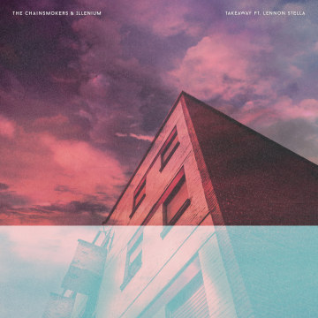 The Chainsmokers - Takeaway Artwork